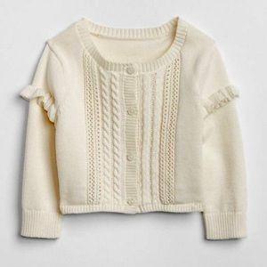 NWOT GAP Knit Cardigan Sweater